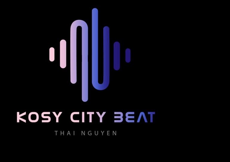 Logo Kosy City Beat Thái Nguyên
